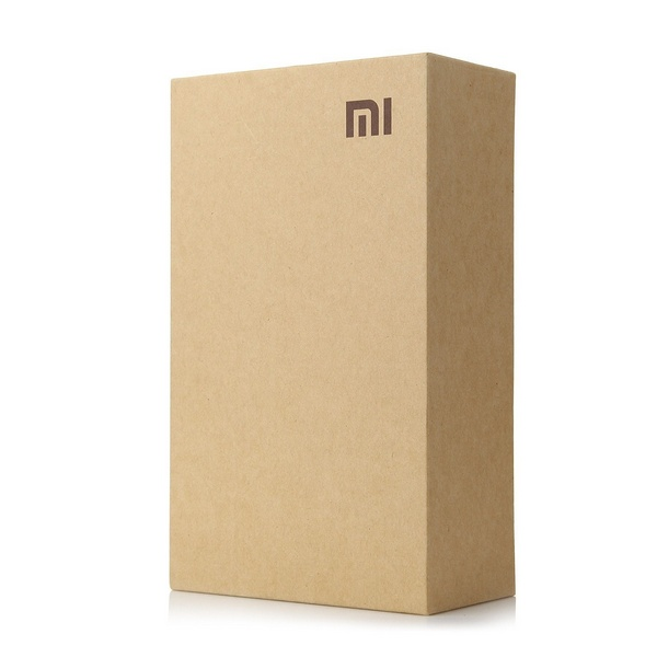 Xiaomi Mi4i - коробка