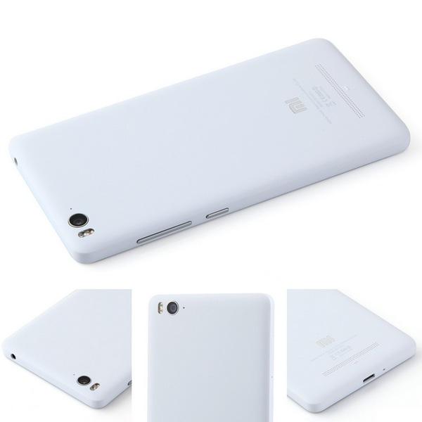 Xiaomi Mi4i - вид сзади