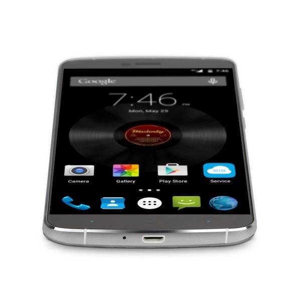 Elephone P8000 - вид снизу
