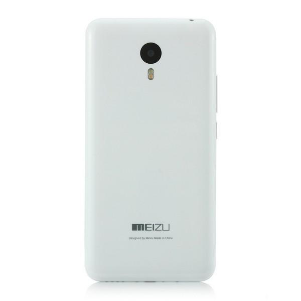 Meizu M2 Note - вид сзади