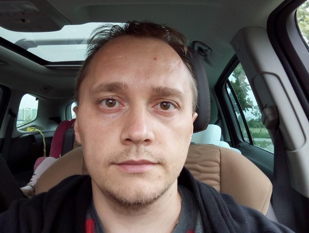 Meizu M2 Note - Selfie