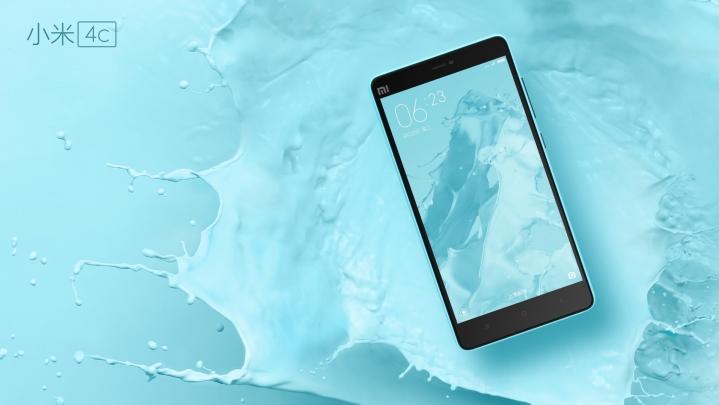 Xiaomi Mi 4c - Black