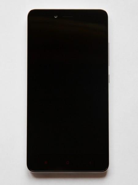 Xiaomi Redmi Note 2 - Face