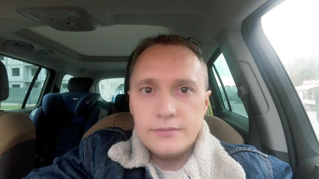 Huawei P8 Lite - Test selfie 2