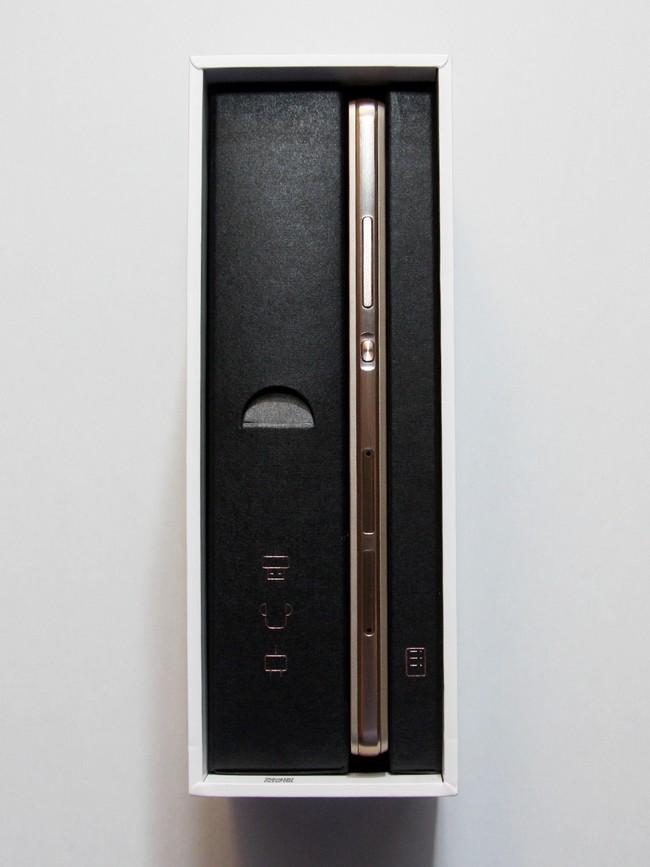 Huawei P8 Lite - In box