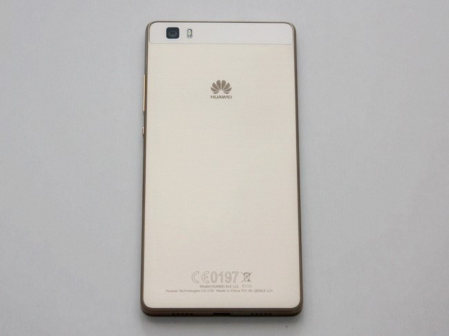 Huawei P8 Lite - Back front