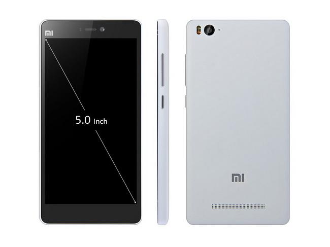 Xiaomi Mi4c - Main