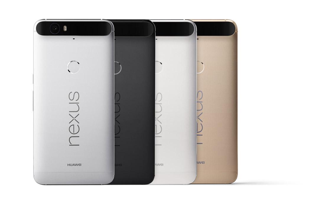 Google Nexus 6P - Colors