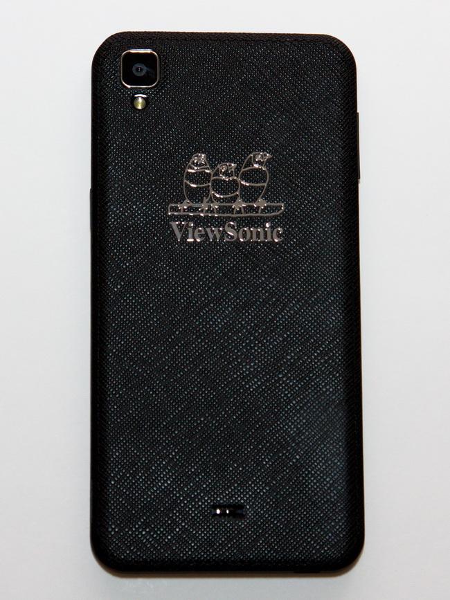 ViewSonic V500 - Back side
