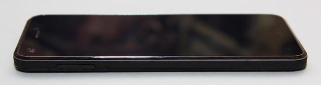 ViewSonic V500 - Left side