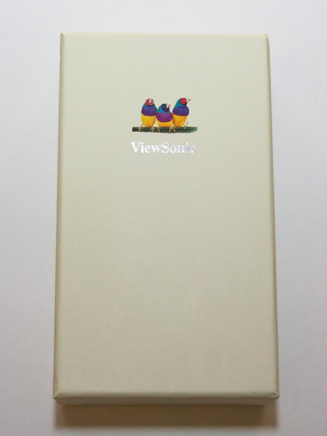 ViewSonic V500 - Box