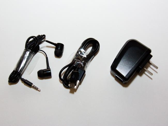 ViewSonic V500 - Accessories