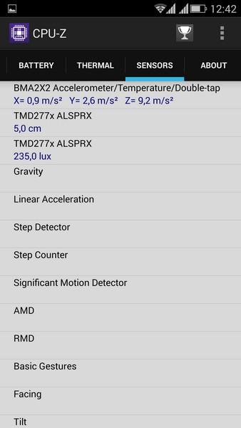 ViewSonic V500 - CPU-Z 6