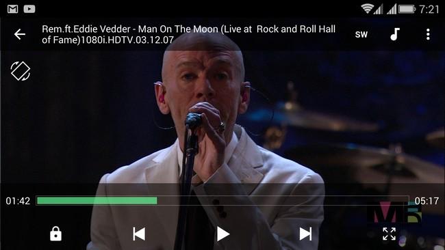 ViewSonic V500 - Multimedia