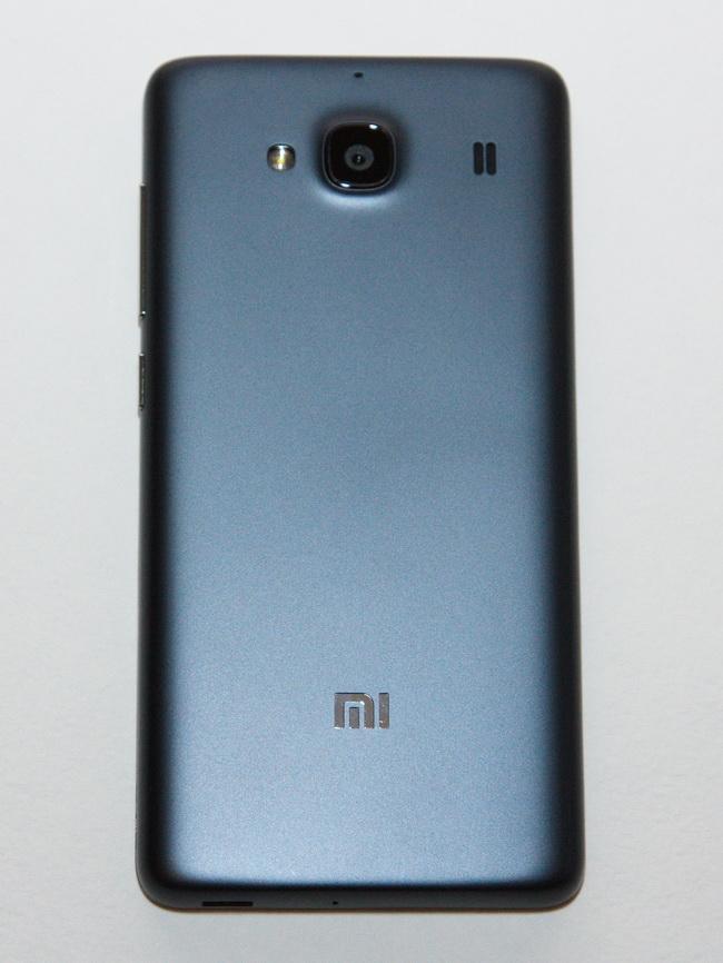 Xiaomi Redmi 2 - Back side