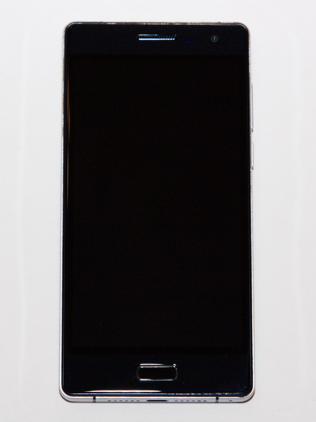 Bluboo Xtouch - Front