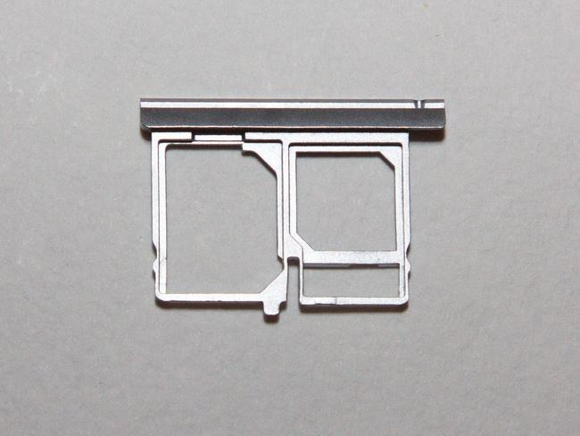 Bluboo Xtouch - SIM tray 1