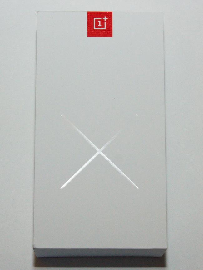 OnePlus X - Box