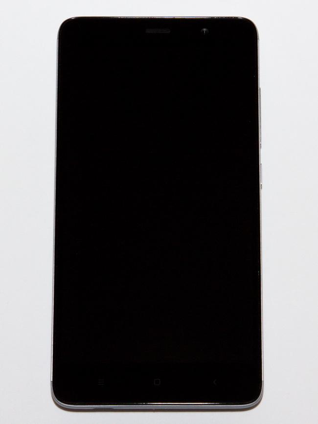 Xiaomi Redmi Note 3 - Face