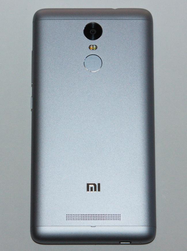 Xiaomi Redmi Note 3 - Back