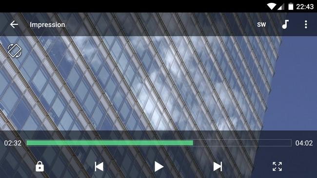 OnePlus X - 4K video