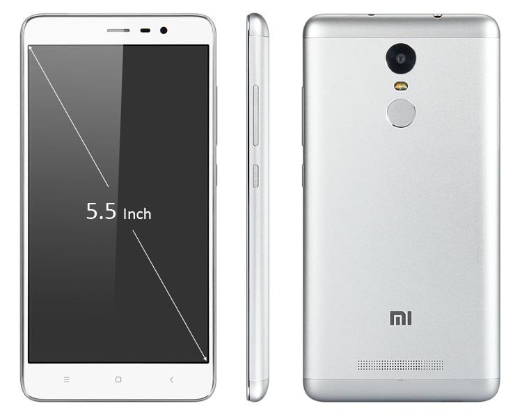 Xiaomi Redmi Note 3 - Main 2