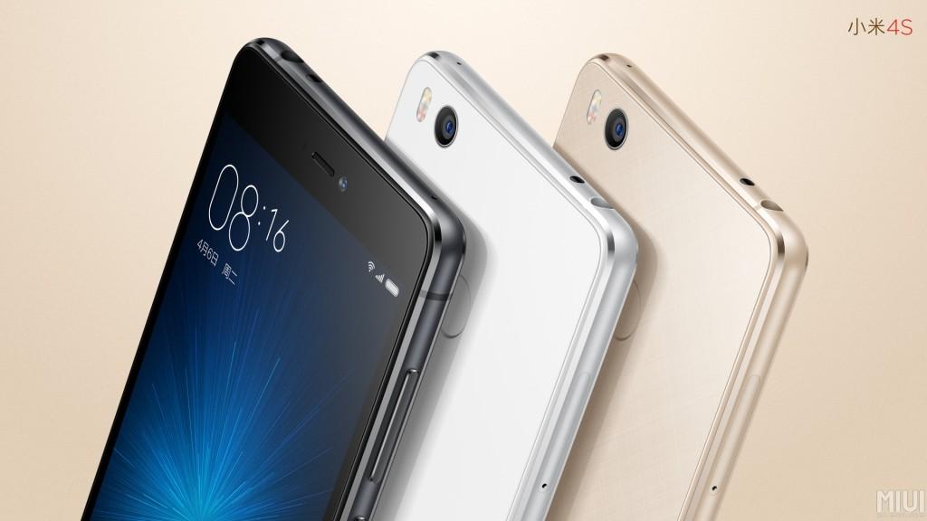 Xiaomi Mi4S - Promo photo 3