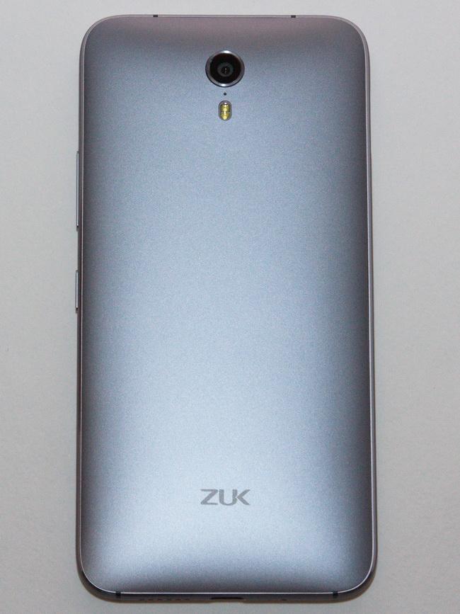 Lenovo ZUK Z1 - Back