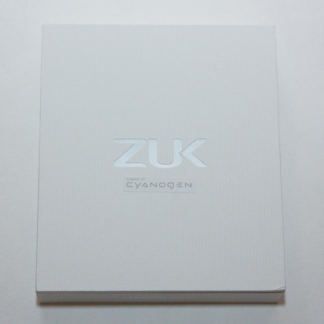 Lenovo ZUK Z1 - Box