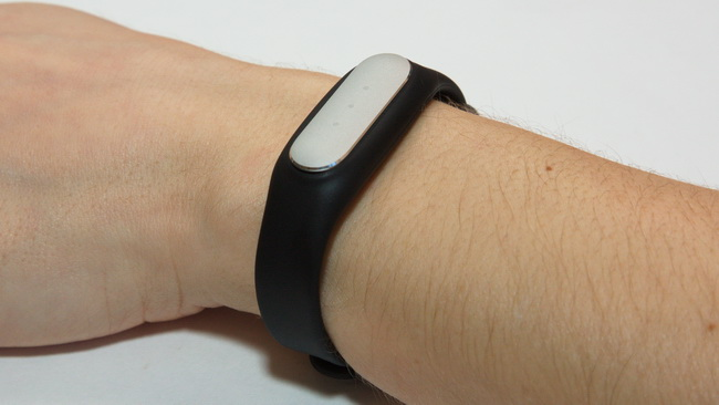 Xiaomi Mi Band 1S - Hand