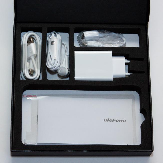 Ulefone Power - In box 2