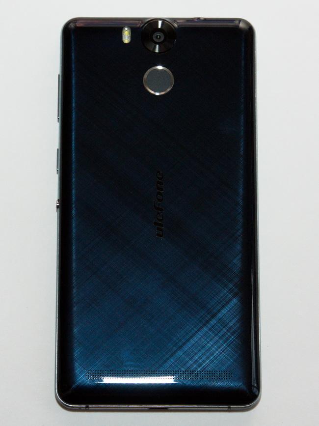 Ulefone Power - Back side