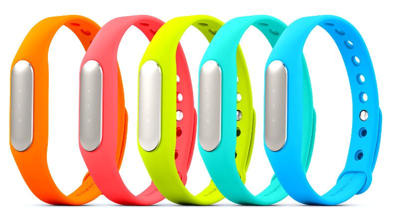 Xiaomi Mi Band 1S - Colors