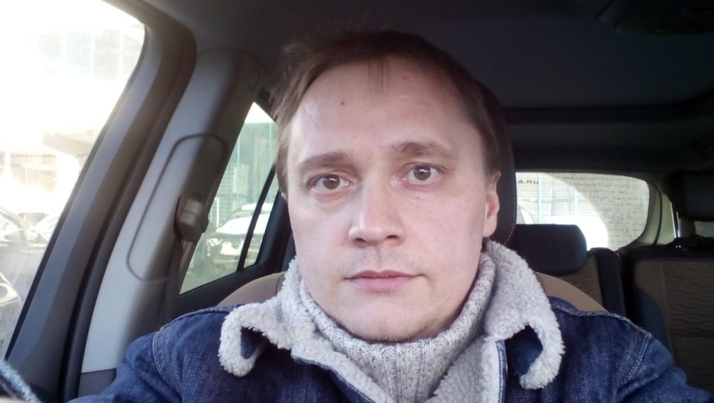 Ulefone Power - Selfie