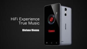 Ulefone Vienna - Render