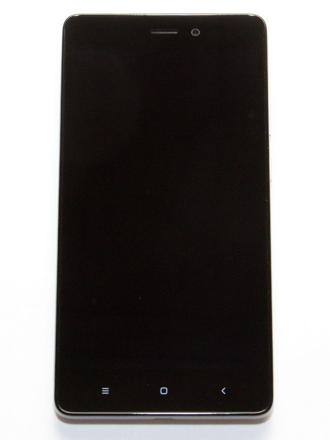 Xiaomi Redmi 3 - Face side