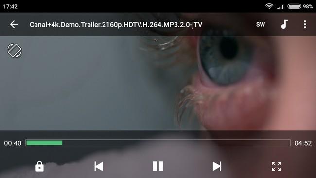 Xiaomi Redmi 3 - Video