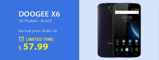 Doogge X6