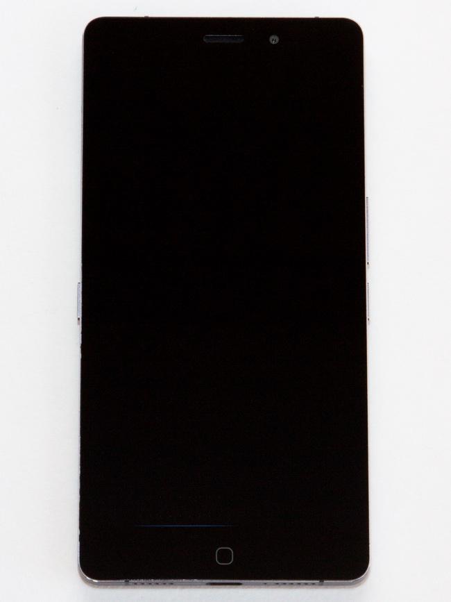 Elephone P9000 - Face side