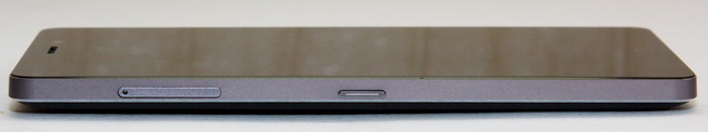 Elephone P9000 - Left side