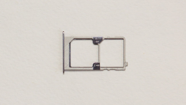 Elephone P9000 - SIM-card slot