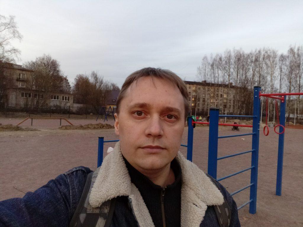Elephone P9000 - Selfie