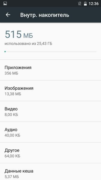 Elephone P9000 - Memory