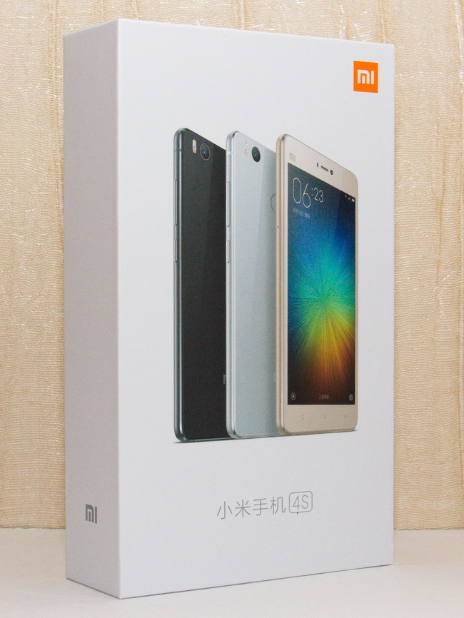 Xiaomi Mi4s - Box