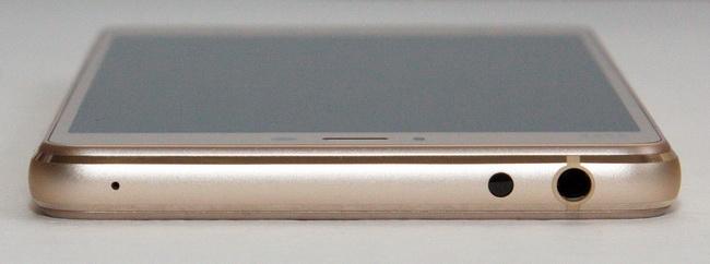 Xiaomi Mi4s - Up side