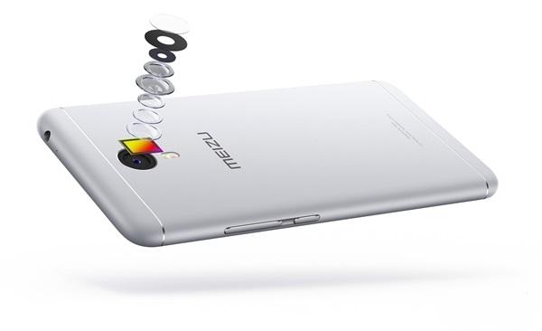 Meizu M3 Note - Photo camera