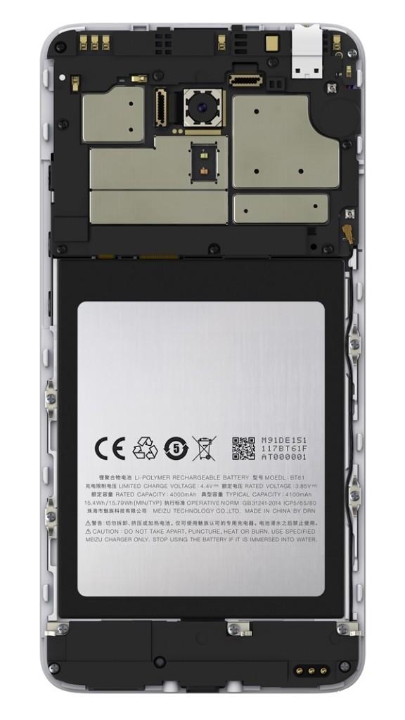 Meizu M3 Note - Battery