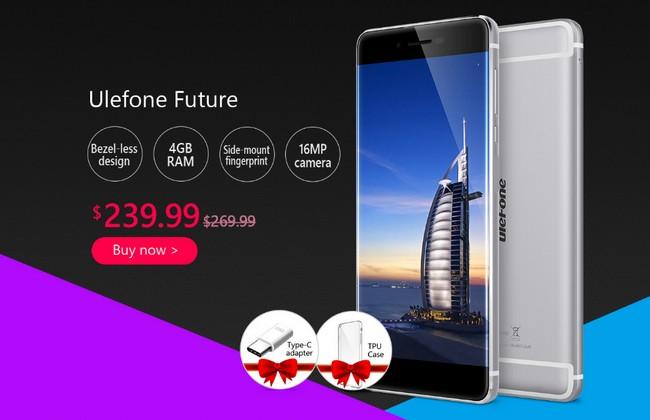Banggood Ulefone Sale - 01