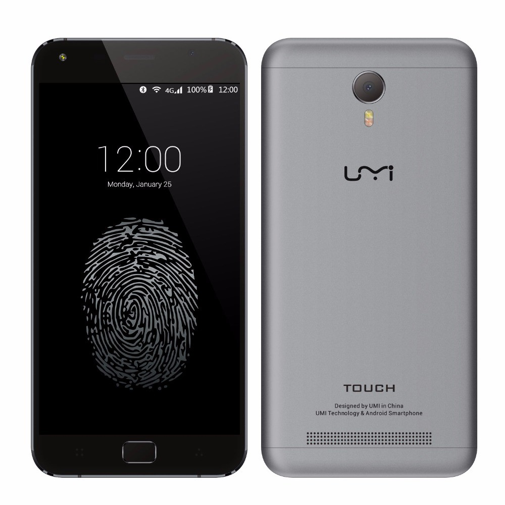 Umi Touch - Main