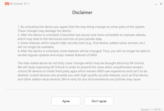 Unlock Xiaomi bootloader - 08